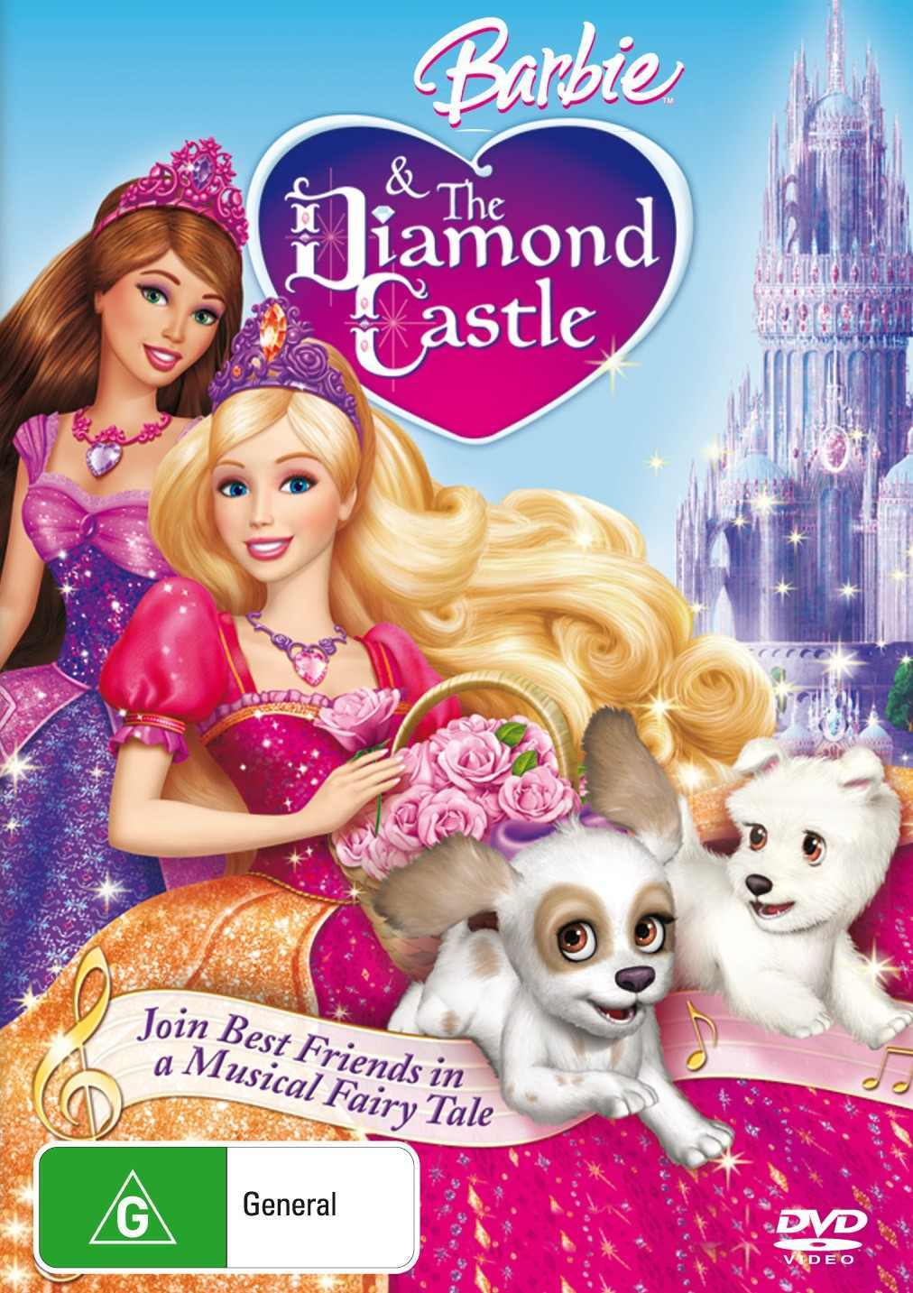 Favorite DVD cover? Poll Results - Barbie Movies - Fanpop