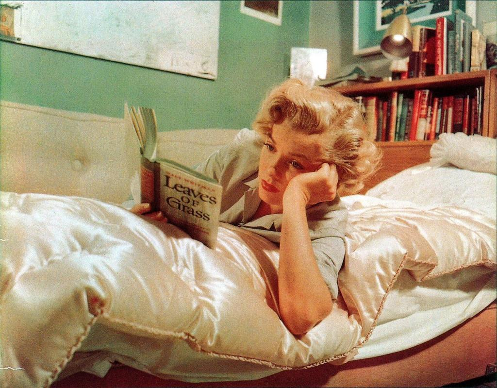 Marilyn Reading a Book Marilyn Monroe Have You Read a