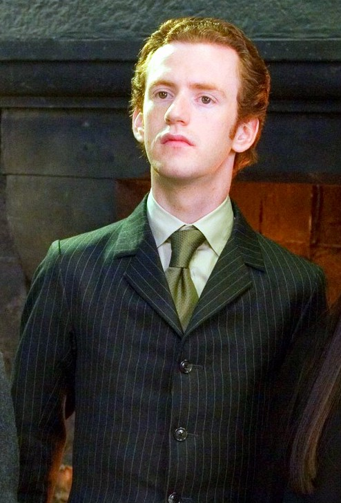 If you had the chance to save Fred Weasley, would you and ...Charlie Weasley Actor