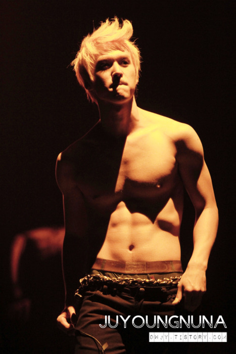 Who Has The Best Abs In Beast? Poll Results - BEAST/B2ST ...