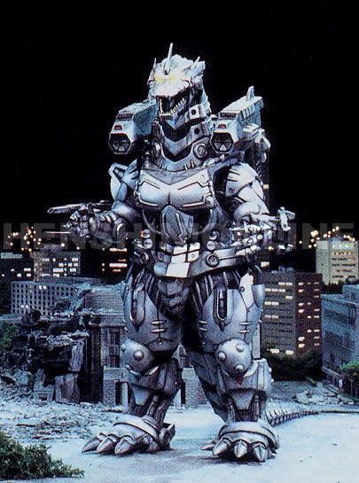 Mechagodzilla 2012 Godzilla Series...