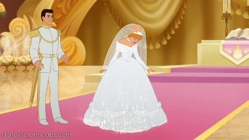 What wedding dress looks better on cinderella poll for Disney princess cinderella wedding dress