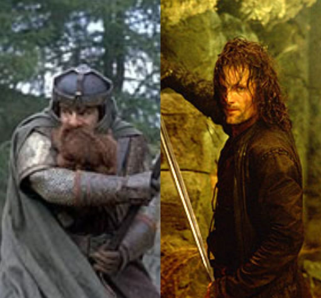 Favourite friendship? Poll Results - Aragorn, Legolas and ...