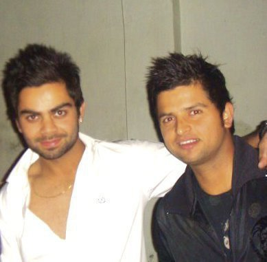 do you think suresh raina is the best young talent of ...