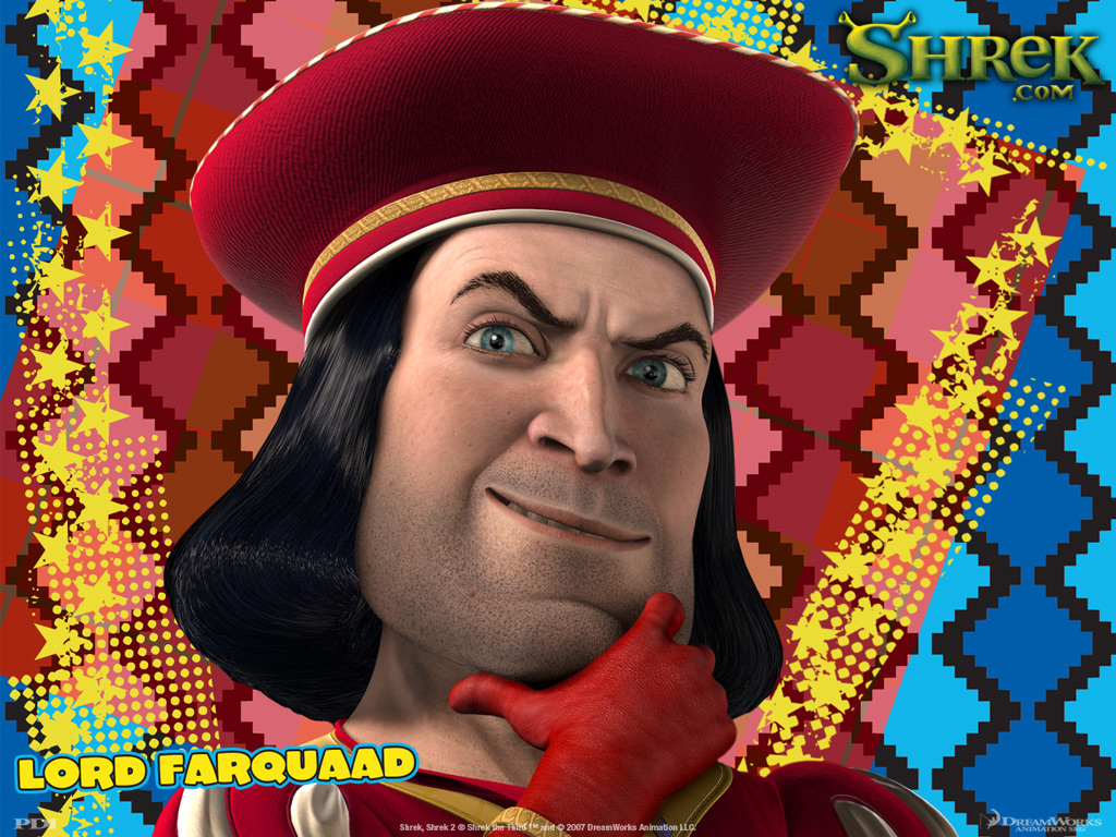 Walt Dohrn Wallpapers Lord Farquaad Jpg Pictures to like or share on Facebook