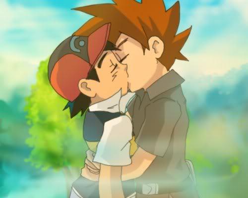 Ash und Brock schwul