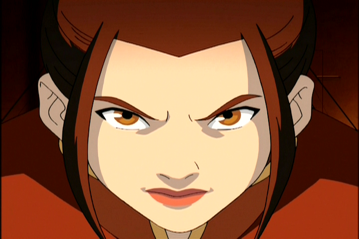 Which Azula is the prettiest? What version of Azula was the