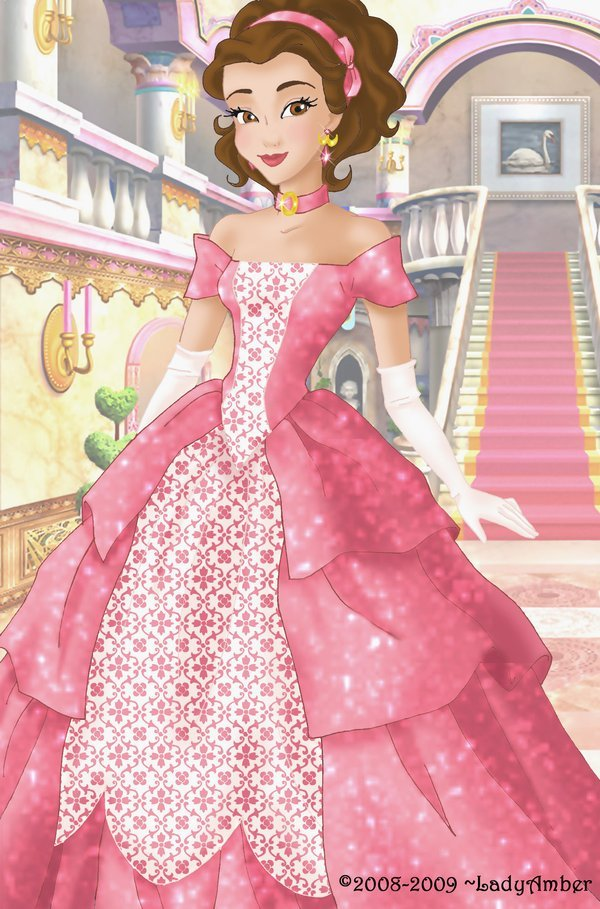 Which Disney Princess do you think has the best deluxe ...