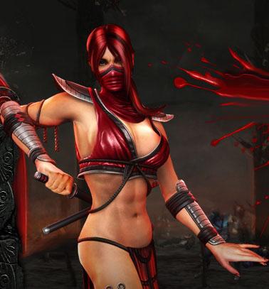 Favorite DLC character for Mortal Kombat 9? - Mortal Kombat