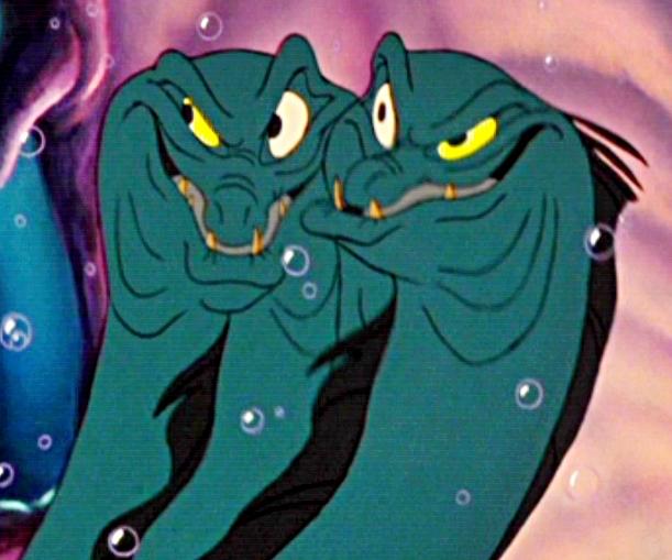 battle of the disney sidekicks the little mermaid poll