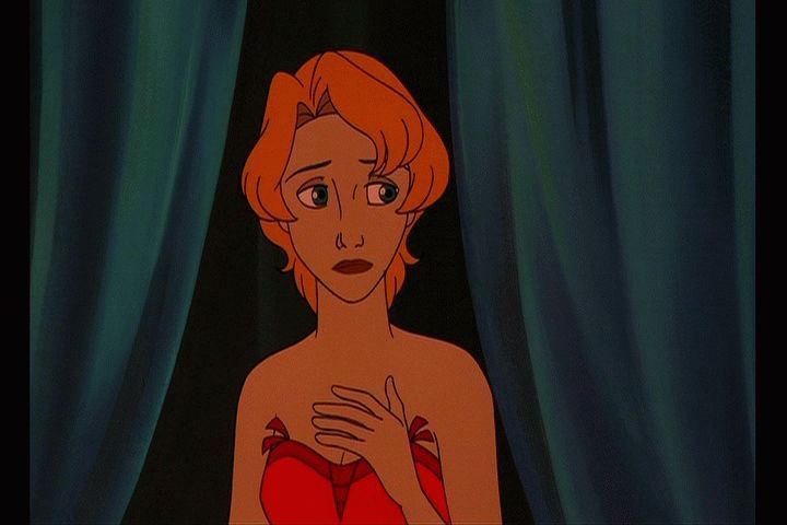 If Madellaine From The Hunchback of Notre Dame 2 Was A
