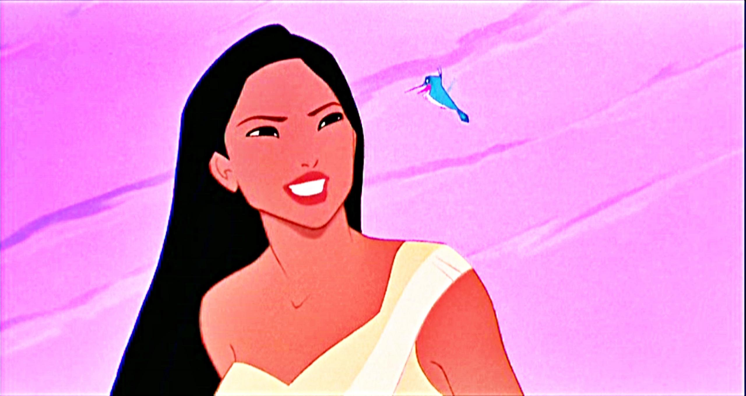 Pics For Gt Princess Pocahontas Face