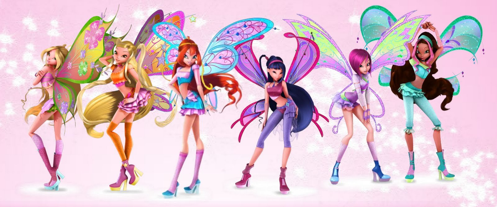 Dress up winx club - Gallery Images And Information Winx Club Enchantix 3d
