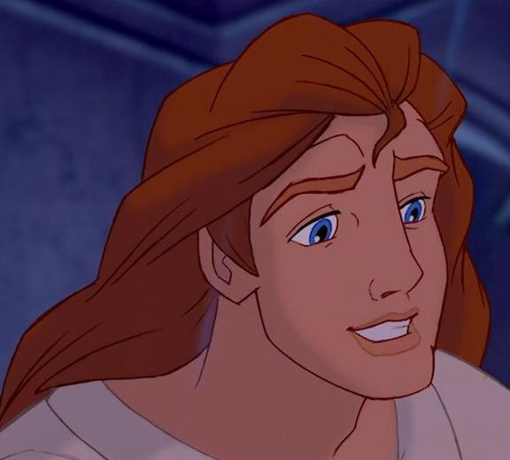 Best Disney Prince hair Countdown Day 2 Pick the prince - Beauty And The Beast Hairstyle
