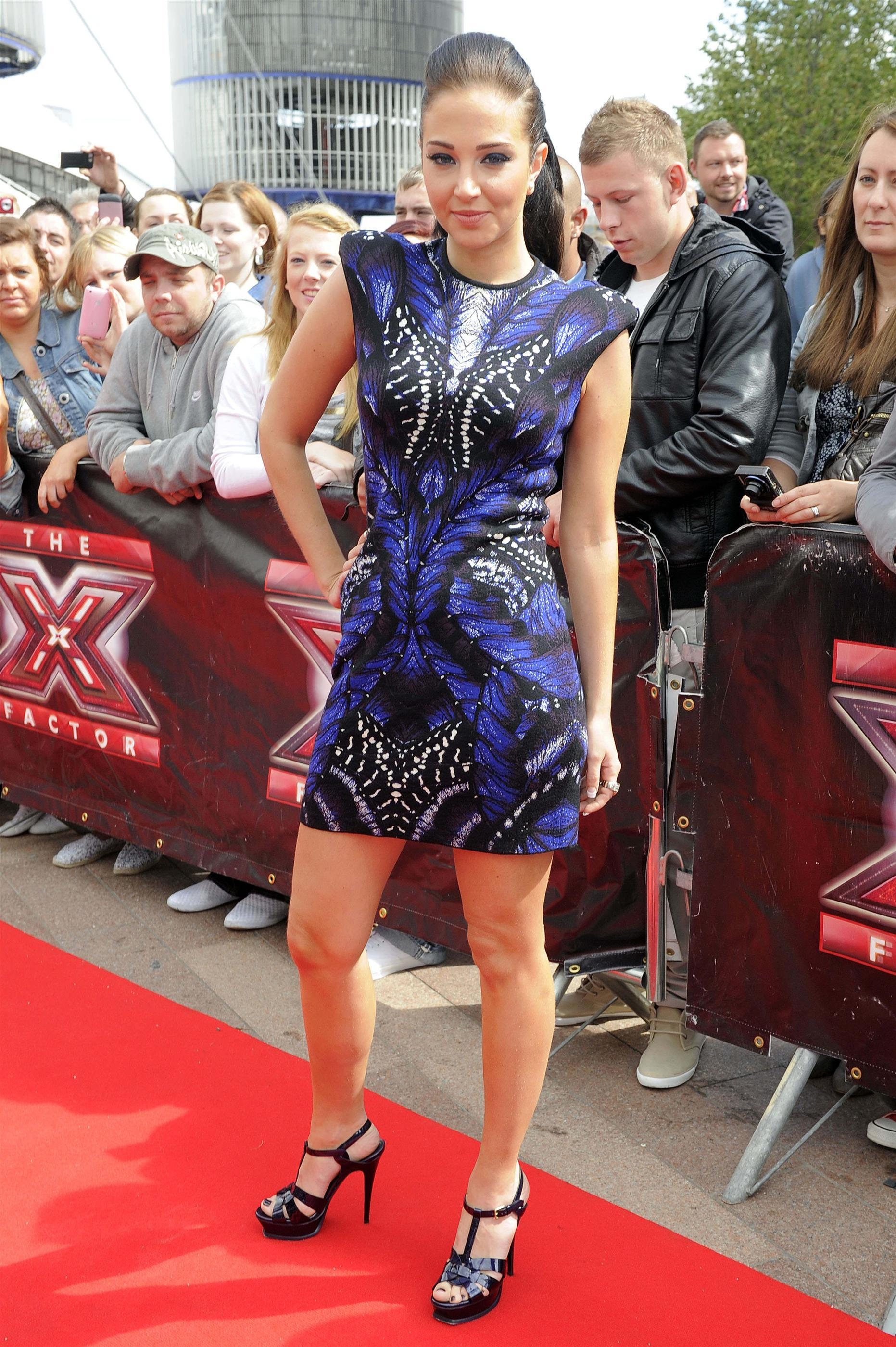 tulisas best x factor 2011 audition outfit tulisa