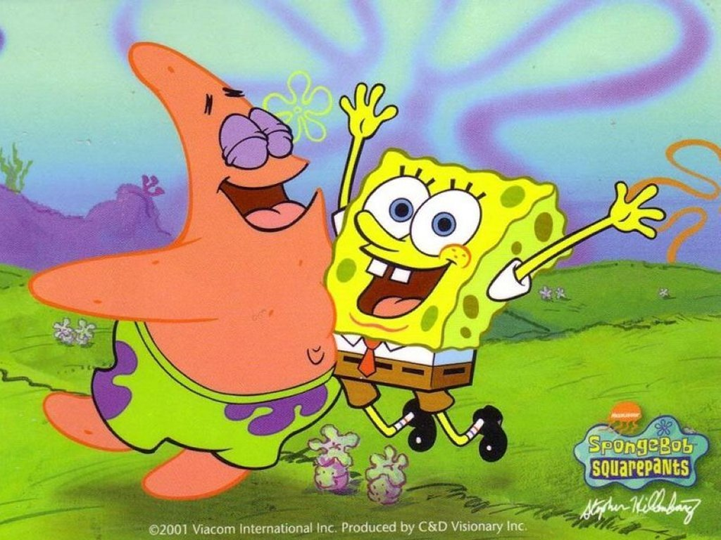 do you think spongebob and patrick should be married or should be