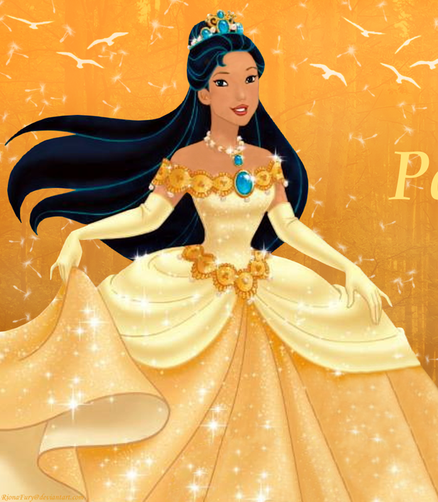 How would you want Pocahontas on DP merchandise? - Disney Princess ...