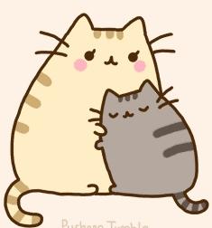 Pictures Of Pusheen Cat In Nutella