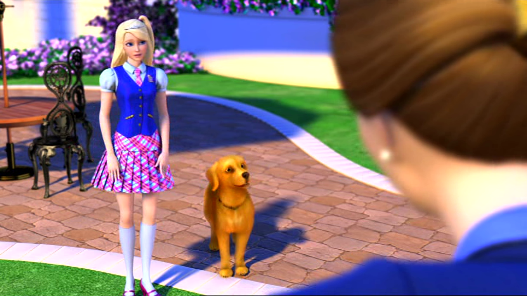 Which of the four Blair's outfits do you like most? - Barbie Movies - Fanpop