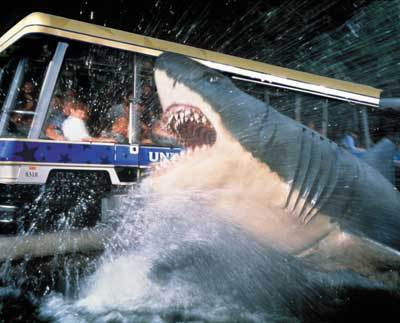 Is Jaws A Scary Ride Universal Studios Orlando Flordia
