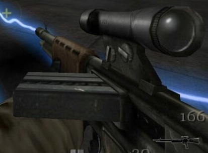Which one of Return to Castle Wolfenstein weapons is your