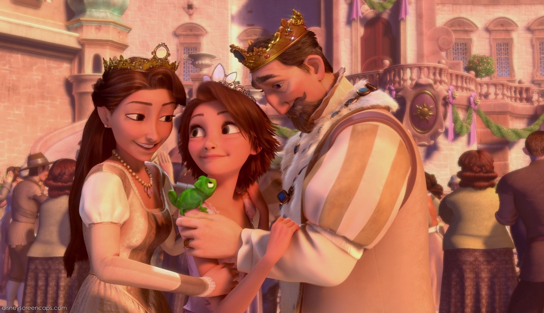 Disney Princess What Do You Expect From The Short Film Tangled Ever After