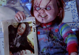 Did you ever wish just for a second that Chucky could suceed in ...