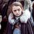 Maisie Williams as Arya