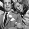 Bogart & Bacall {Off Screen Couple}