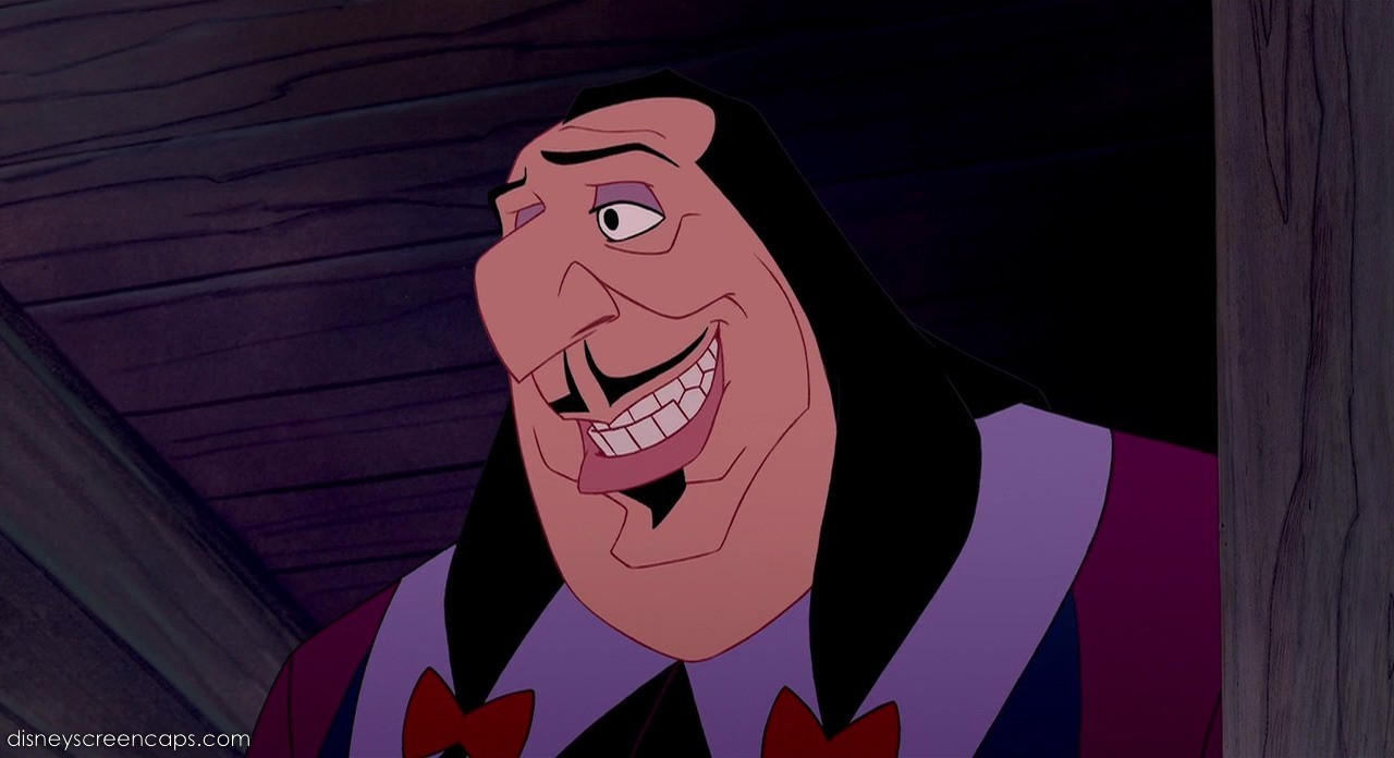 Favourite Pocahontas Character Countdown: Pick Your LEAST