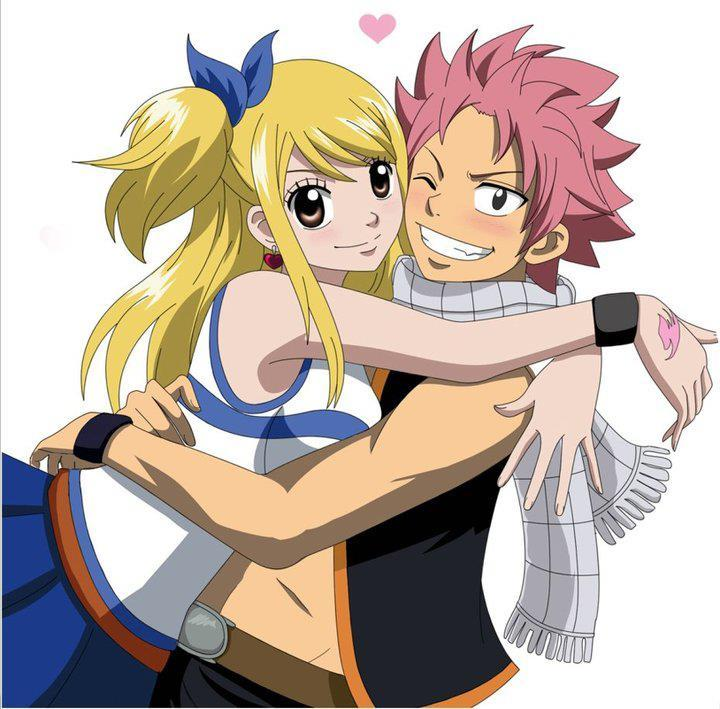 Do you thing lucy should stay with natsu forever poll - Image de natsu fairy tail ...