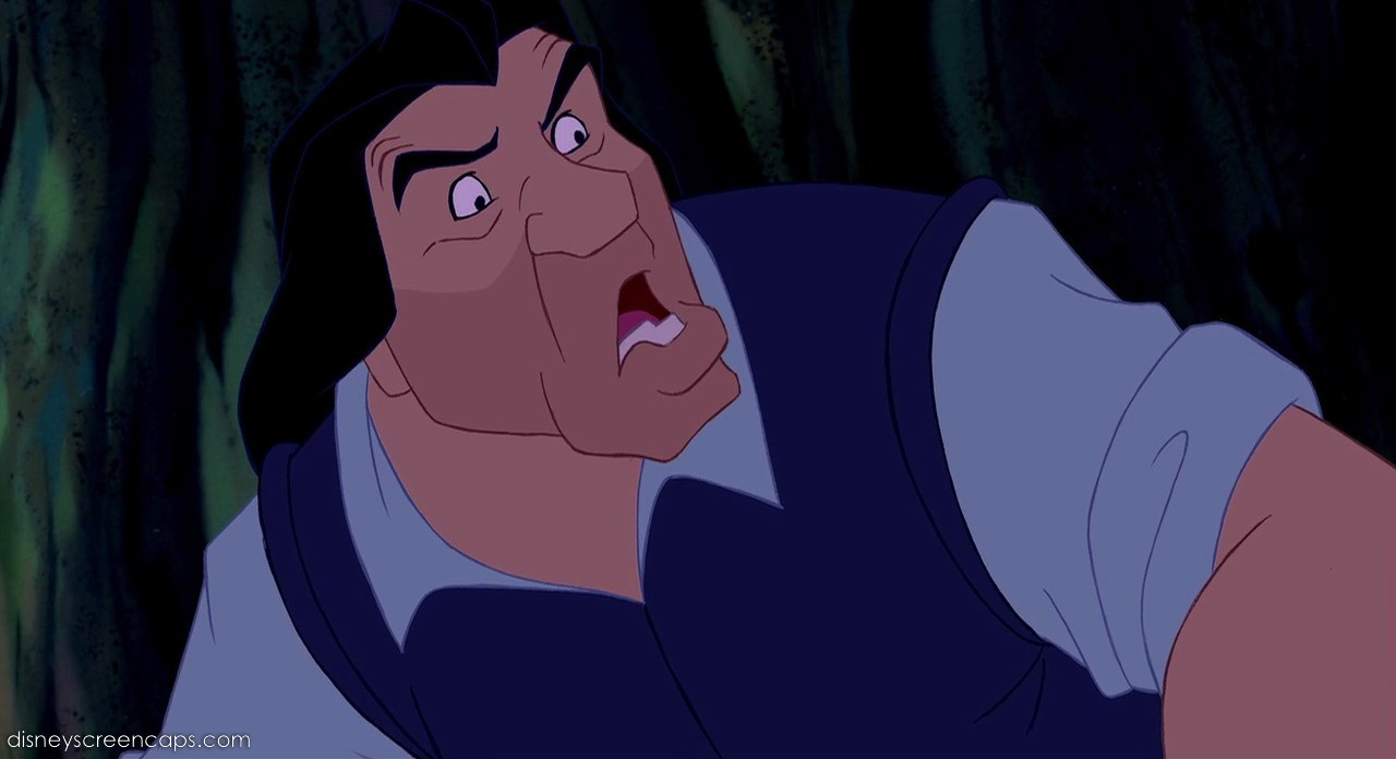 Favourite Pocahontas Character Countdown Day 2: Pick Your