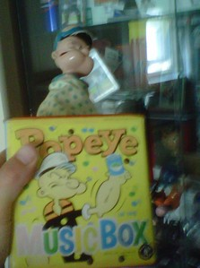 I am looking to sell my popeye jack-in-the box due to recent medical issues and need money>  how much do you gys think this  is worth...its was made in 1953.