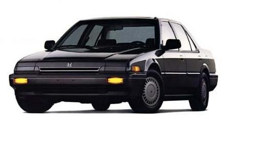 What year was the 3rd generation Honda Accord introduced in America?