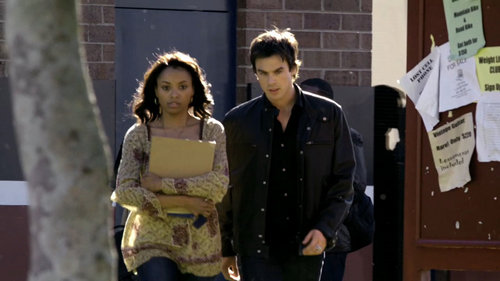 What is Damon saying here?