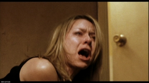 The Image Is From The Movie 21 Grams, What Is She Saying?