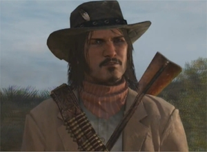 How old is Jack Marston when he takes revenge on Edgar Ross?