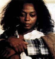 What Tv Mini-Movie Did Diana Ross estrella In Where She Had Schizophrenia?