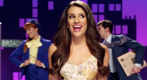 Which Haircare product did Lea star in a commercial for?