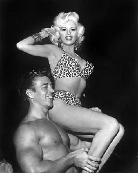 where is jayne mansfield born in ?