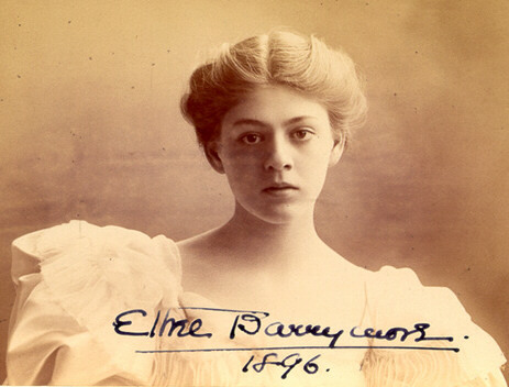 where is ethel barrymore born in ?