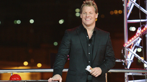 What is the name of the game Zeigen Chris Jericho hosts?
