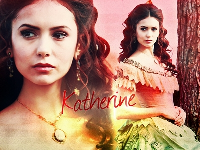 In Season 1: What was Katherine Pierce?