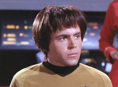 Chekov is first introduced in _____?