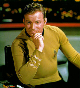 Which episode is William Shatner's personal favourite?