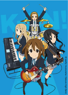 """Why the Titel of these Anime is """"K-On!""""?"""
