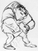 How old was Quasimodo in the original novel?