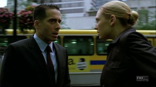 in which episode Olivia killed agent charlie francis