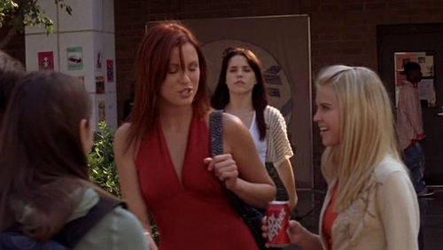 Rachel:So the guy told me he was __ but he was really __