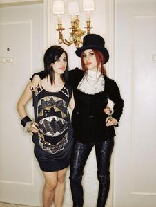 Where did the Veronicas get their band name?